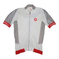 Castelli Full Zip Short Sleeve Jersey - Men's