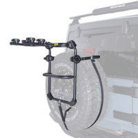 Spare Wheel Bike Carrier Black, One Size - Excellent