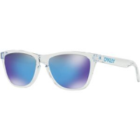 Frogskins Prizm Sunglasses Crystal Clear/Prizm Sapphire, One Size - Excellent