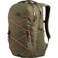 Jester 27L Backpack - Women's Burnt Olive Green Light Heather/Mauveglow, One Size - Excellent