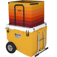 Rollr 80 Cooler Magic Hour, One Size - Excellent
