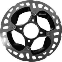 XTR RT-MT900 Centerlock Disc Rotor Gray/Black, 180mm - Excellent