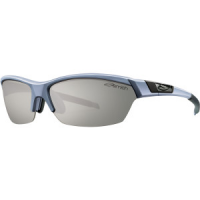 Approach Polarized Sunglasses Matte Graphite/Platinum-Ignitor-Clear, One Size - Excellent