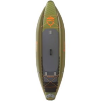 Heron Inflatable Stand-Up Paddleboard One Color, 11ft - Good