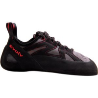 Nighthawk Climbing Shoe - Men's Gray/Black, 10.5 - Excellent