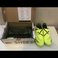 Northwave Extreme RR, Yellow Fluo, Size 44.5