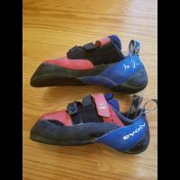 Evolv Shaman Shoes (Men's US 8.5, Kai Lightner Limited Edition)