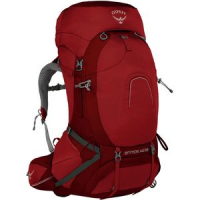 Atmos AG 65L Backpack Rigby Red, M - Good