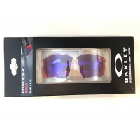 Oakley Flak Jacket 2.0 Replacement Lenses, Prism Road