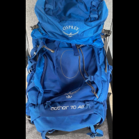 Hard to find Neptune Blue color. Well crafted. Lightweight. Cust