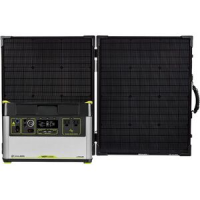 Yeti 1500X Solar Kit With Boulder 100 Briefcase One Color, One Size - Excellent