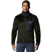 Monkey Man 2 Fleece Jacket - Men's Black Sage, M - Excellent