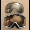 SPY Bias China Doll (Unisex) Bronze/Silver Goggles