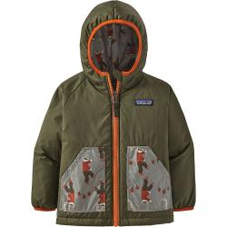 Patagonia Puff-Ball Reversible Jacket - Infant Boys'