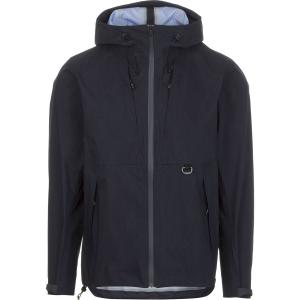 Snow Peak Indigo 3L Rain Jacket - Men's