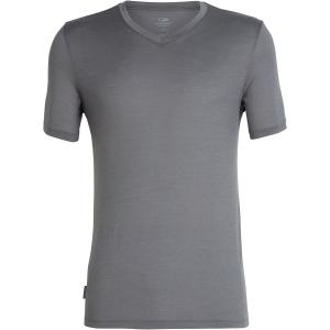 Icebreaker Tech Lite Short-Sleeve V-Neck - Men's