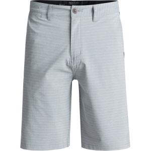Quiksilver Union Stripe Amphibian 21in Short - Men's