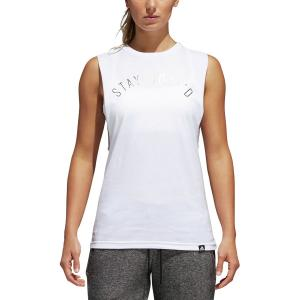 Adidas Stay Goal'd Tank Top - Women's