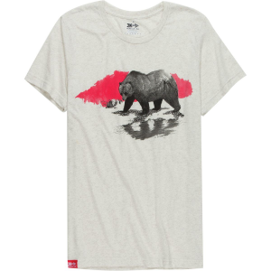 Meridian Line Grizzly T Shirt Men's