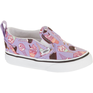 Vans Slip On V Shoe Infant and Toddler Girls