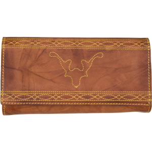 Frye Campus Stitch Wallet Women's