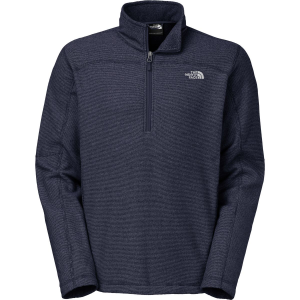 The North Face Texture Cap Rock Fleece Pullover 1/4 Zip Men's