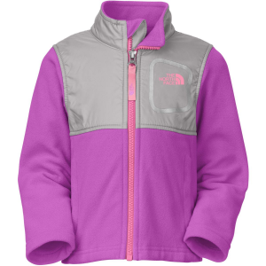 The North Face Glacier Track Fleece Jacket Toddler Girls'
