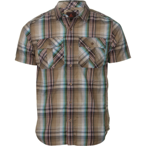 prAna Ostend Shirt Short Sleeve Men's