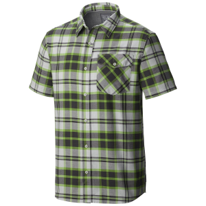 Mountain Hardwear Drummond Shirt Short Sleeve Men's