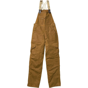 Filson Oil Finish Double Tin Alaska Fit Bib Pants Mens