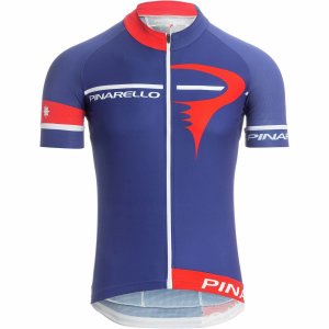 Pinarello Gara Jersey Short Sleeve Men's