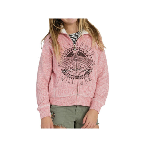 Billabong Passing Storms Full Zip Hoodie Girls