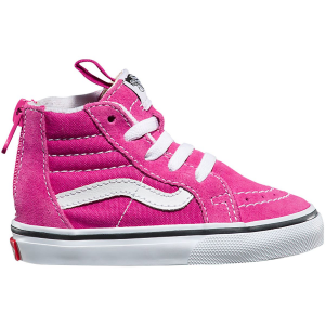 Vans SK8 Hi Zip Skate Shoe Toddler Girls'