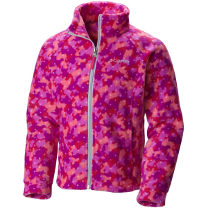 Columbia Benton Springs II Printed Fleece Jacket Toddler Girls'