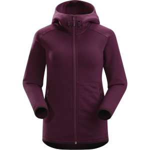 Arcteryx Maeven Fleece Hooded Jacket Womens