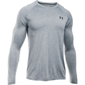 Under Armour Tech Patterned T Shirt Long Sleeve Men's