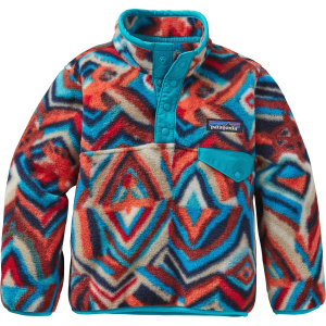 Patagonia Lightweight Synchilla Snap T Fleece Pullover Infant Boys'