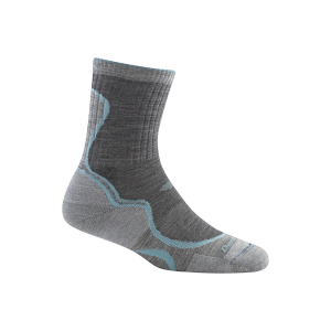 Darn Tough Merino Wool Light Cushion Micro Crew Socks - Women's