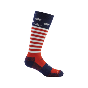 Darn Tough Captain Stripes Jr. Over The Calf Cushion Socks Kids'