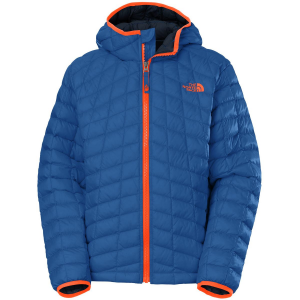 The North Face Thermoball Insulated Hooded Jacket Boys