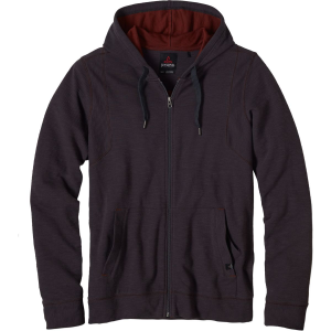 Prana Barringer Full Zip Hoodie Men's