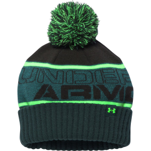 Under Armour ColdGear Pom Beanie Kids'
