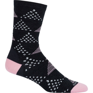 Icebreaker Lifestyle Fine Gauge Ultra Light Crew Sock Women's