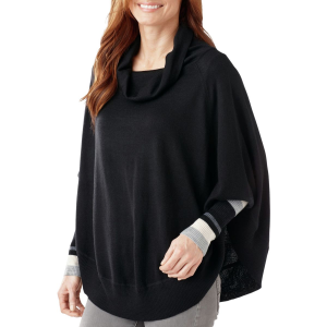 SmartWool Nokoni Color Block Poncho Women's