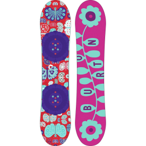 Burton Chicklet Snowboard - Girls'