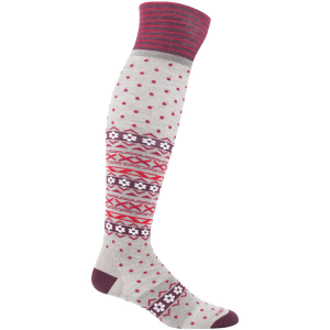 Icebreaker Lifestyle Fine Gauge Ultra Light Over The Knee Sock Womens