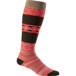 Icebreaker Lifestyle Fiesta Medium Over The Calf Sock Women's