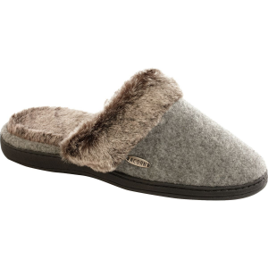Acorn Chinchilla Scuff Slipper Women's