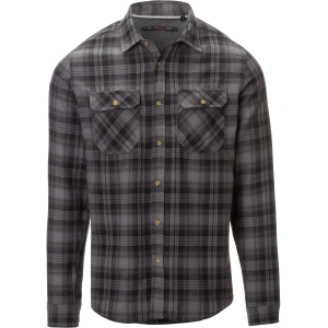 Stoic Deep Woods Flannel Shirt Men's