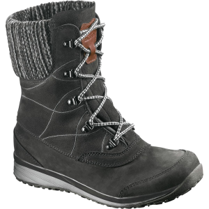 Salomon Hime Mid Leather CSWP Boot Womens